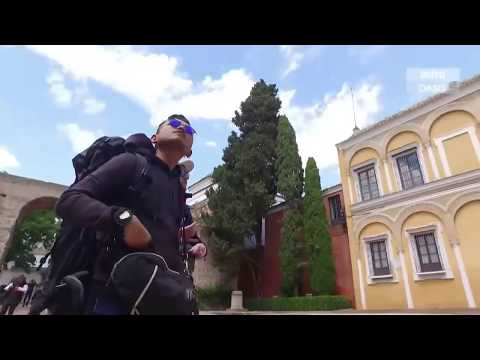 Haramain Backpackers 2 Episod 6 - Malaga, Seville