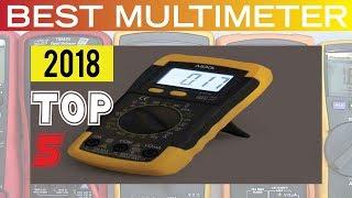 Top Multimeters - Top 5 Best Multimeter Review - How to Choose Top Multimeters Jan 2018?