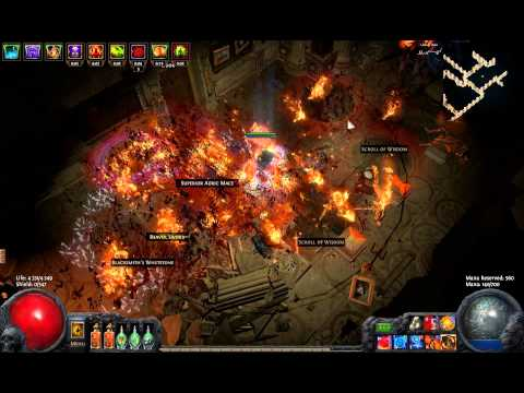 Righteous Fire Rf   Build