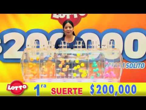 Sorteo Lotto 1829 4-JUL-17