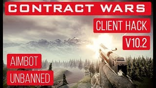 Contract Wars Hack - CWClient Hack | CW_v10.2 [WTF?CW]