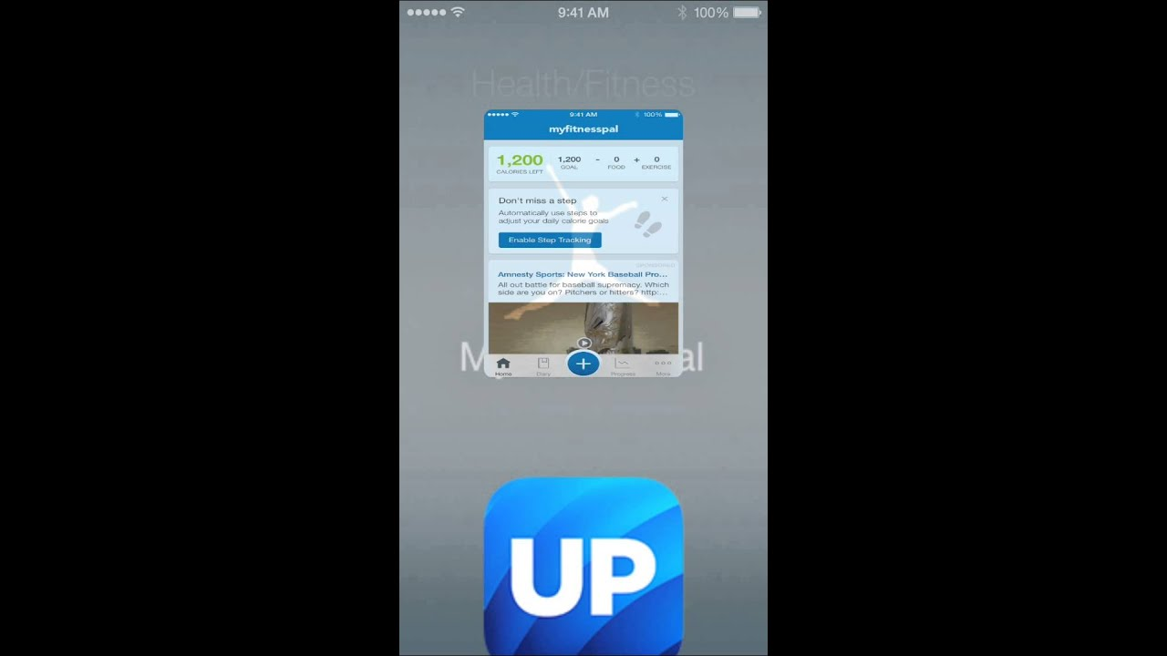 How to Integrate with MyFitnessPal