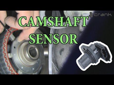Смотрите сегодня 2003 VW Passat 1 8T - Camshaft position