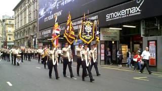 Apprentice Boys of Derry parade Glasgow 28/5/16 (part 4)
