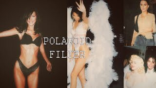 Polaroid Effects in VSCOCAM ☾ editing apps (ios & android) screenshot 5