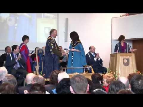 Dublin degree ceremony, Saturday 12 April