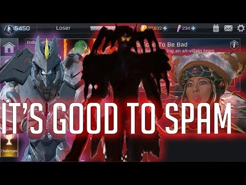 Power Rangers Legacy Wars: It's good to SPAM