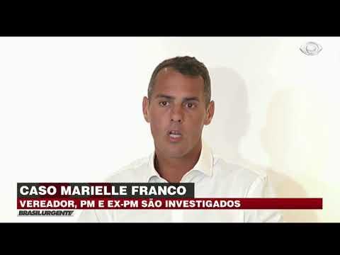Vereador E Ex-PM São Ligados A Morte De Marielle Franco