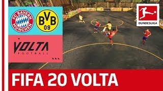 FIFA 20 VOLTA EA Sports - FC Bayern München vs. Borussia Dortmund
