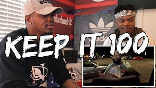 Joyner Lucas - Keep It 100 (508) 507-2209 - REACTION