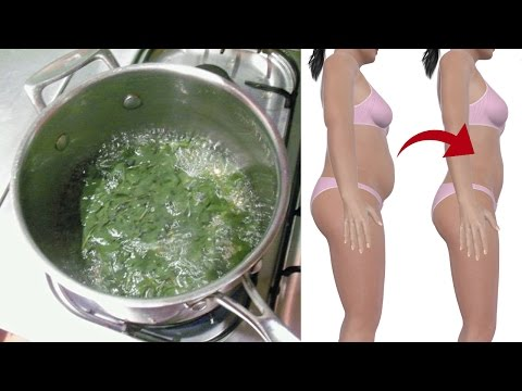 Drinking Parsley Tea Can Help You Lose Weight and Reduce Water Retention