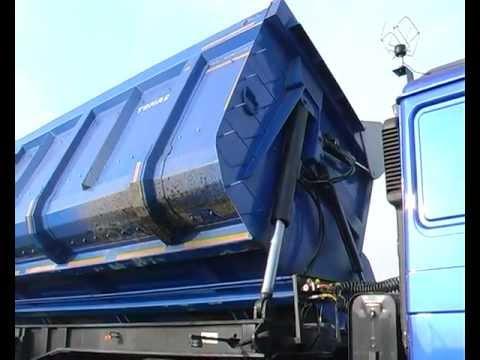 техника Тонар для перевозки угля