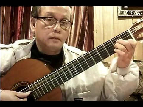 Để Nhớ Một Thời Ta Đã Yêu (Thái Thịnh)(BOLERO) - Guitar Cover By Hoàng Bảo Tuấn