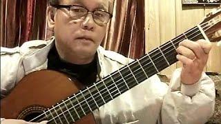 Để Nhớ Một Thời Ta Đã Yêu (Thái Thịnh)(BOLERO) - Guitar Cover by Bao Hoang