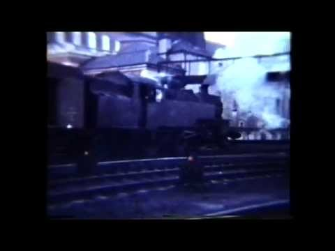 Belfast steam locomotives at Adelaide and York Road