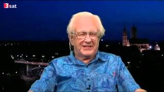 3sat + Kulturzeit: 911 Kommentar mit Johan Galtung