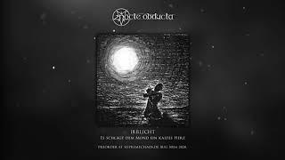 NOCTE OBDUCTA - Irrlicht Album Trailer