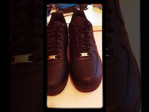 THE JEFF NIKE Air Force One😍😍