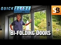 How to Install Bi-folding Doors - Like a Pro