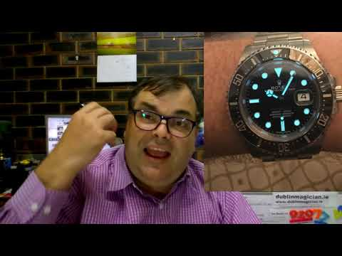 PAID WATCH REVIEW - Rolex Red Sea-Dweller and what books to buy about watches?