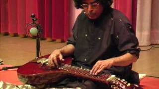 Raga Suraranjini on Indian Slide Guitar (Hansaveena)