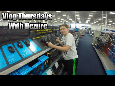 Vlog Thursdays With Deziire - Episode 57!!