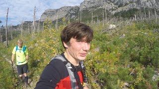 Трейлранинг - самцовый поход-тренировка к Crimeaxrun