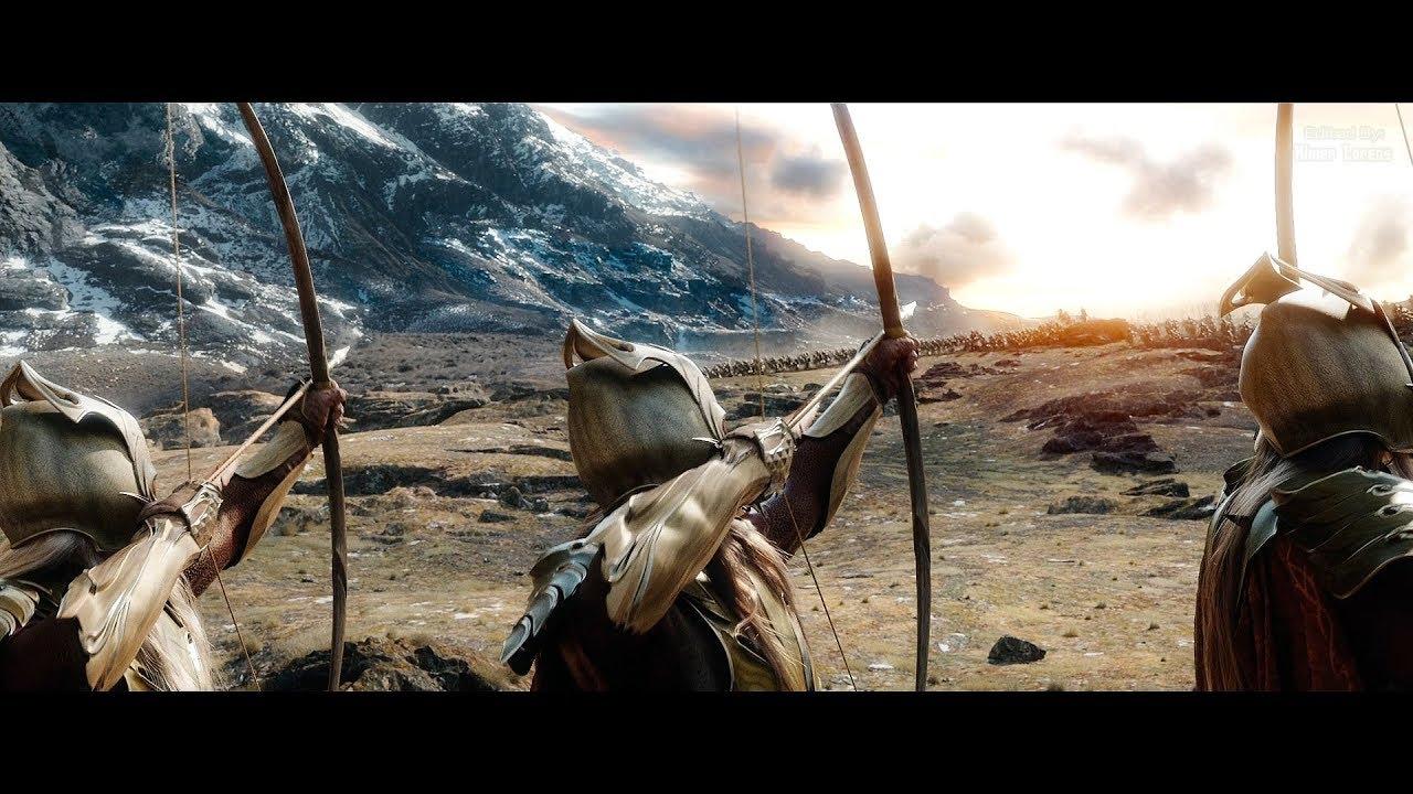 Download The Hobbit (2013) - Battle of the five Armies - Part 1 - Only Action [4K] (Directors Cut)