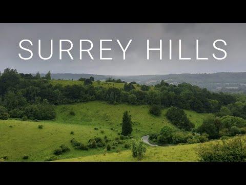 Surrey Hills - Area of Outstanding Natural Beauty