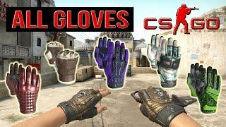 CS:GO ALL GLOVES «CounterStrike GO» All Glove Skins