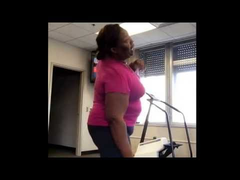 I will workout TaeBo 2 advanced workout Jackie Nelson