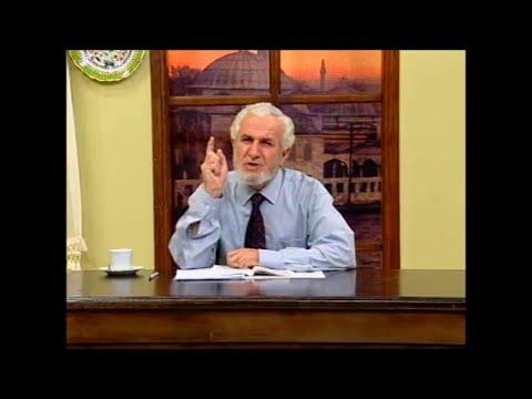 Nikah Aktinin Doğurduğu Sonuçlar - Dinimi Öğreniyorum Hayat Dersleri - Prof. Dr. Cevat Akşit