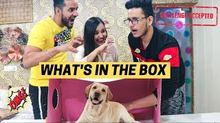 WHAT'S IN THE BOX CHALLENGE ft. Triggered Insaan Fukra Insaan
