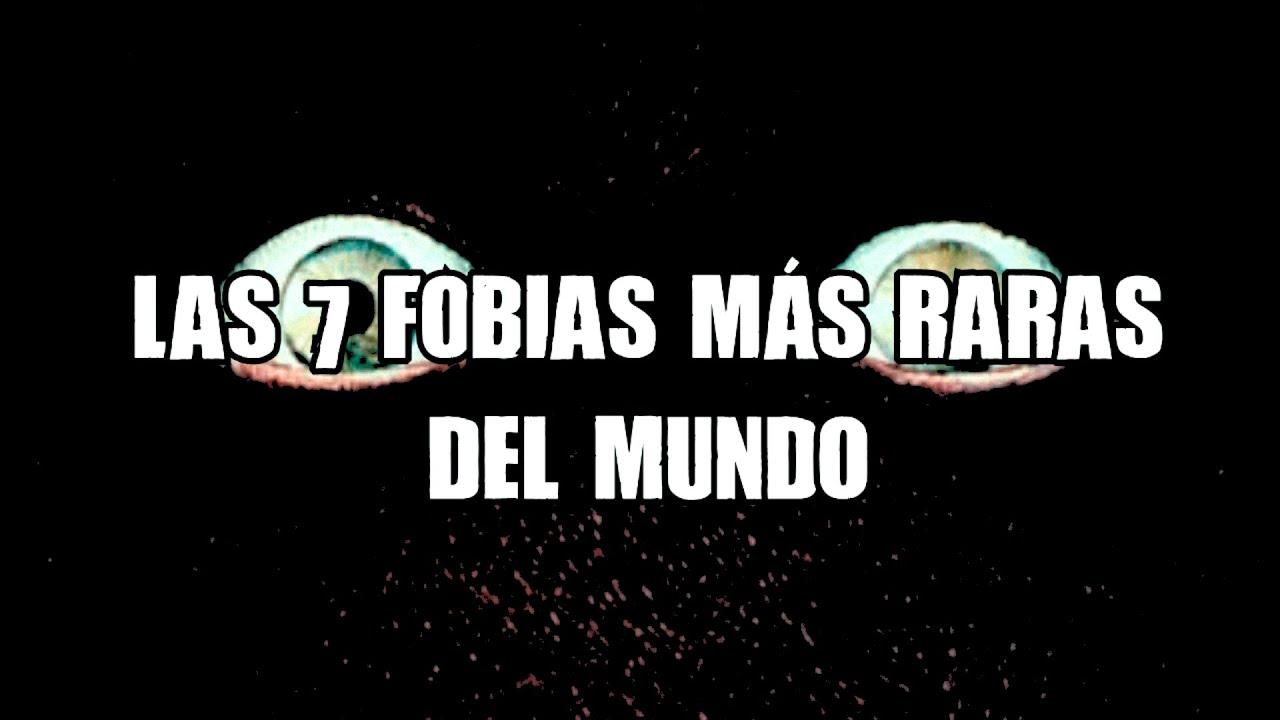 Las 7 fobias mas raras del mundo drossrotzank youtube for Las habitaciones mas raras del mundo