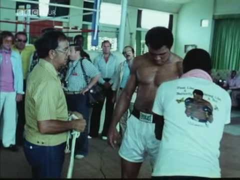 Muhammad Ali full training regime 1974 Part 2/3