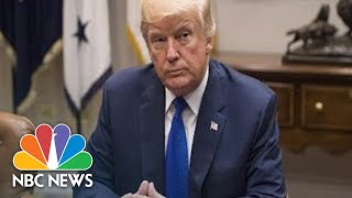 Watch Live: President Donald Trump Makes Remarks On Health Care Amid Impeachment Hearing | NBC News