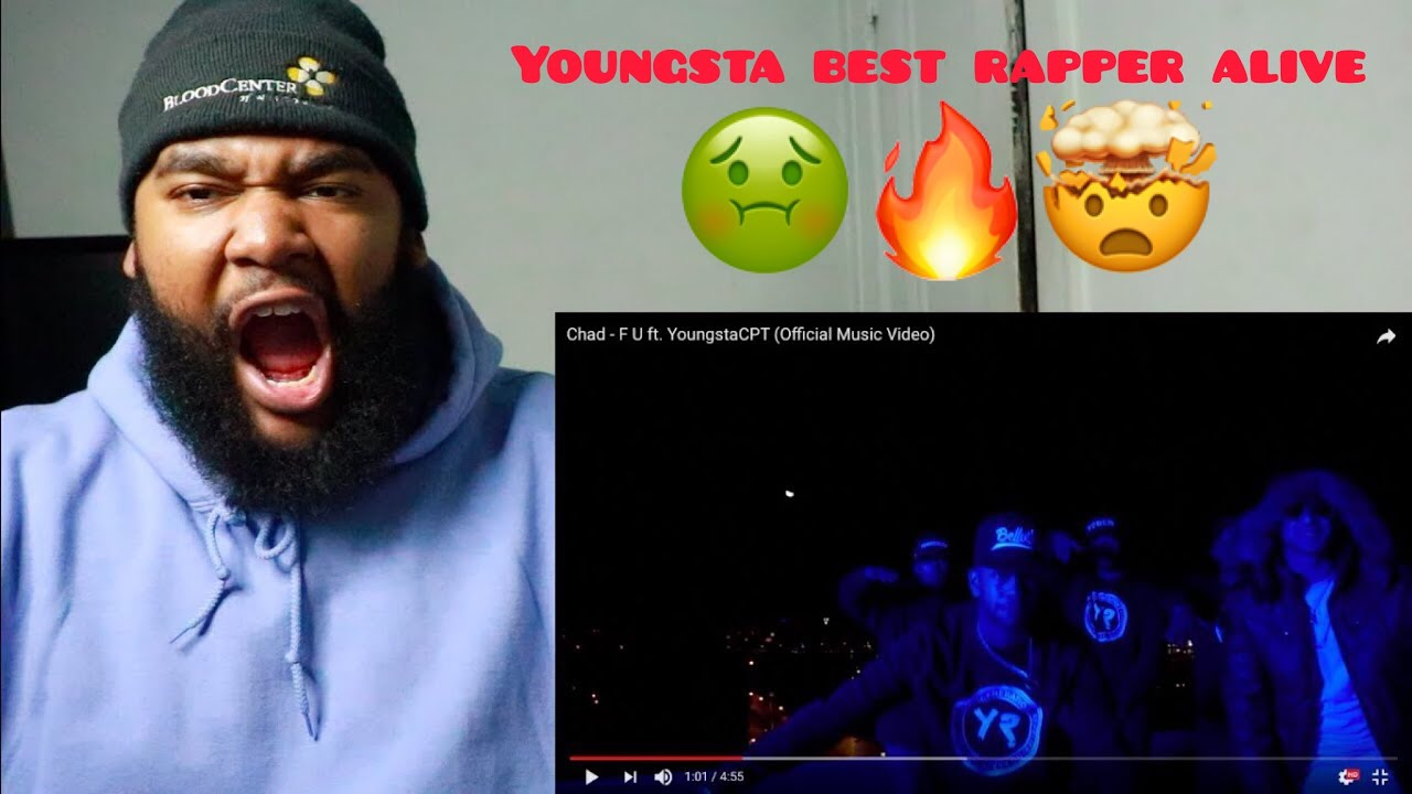 Download Chad - F U ft. YoungstaCPT (Official Music Video) - REACTION