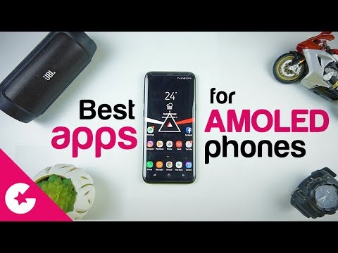 Best AMOLED Apps You Should TRY On Your Phone!!