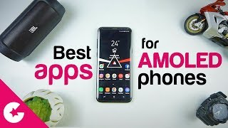 Best AMOLED Apps You Should TRY On Your Phone!! screenshot 1