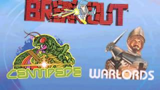 [Game Boy Advance] 3 Games in One! Breakout - Centipede - Warlords