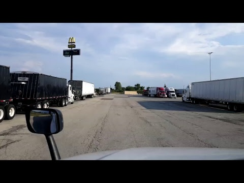 BigRigTravels LIVE! - Nitro, West Virginia to Ottawa Lake, Michigan US 35,23,33,68,I-75- 8/2/17