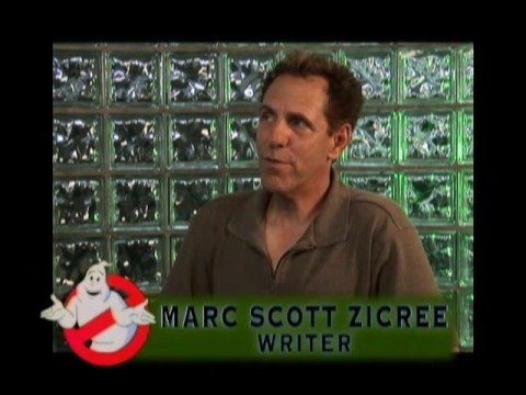 Real Ghostbusters DVD Interview - Marc Scott Zicree