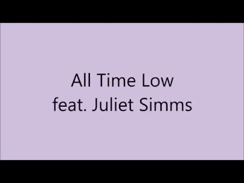 All time low feat Juliet Simms - Remembering Sunday Lyrics