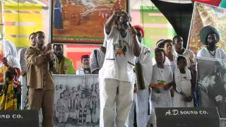 Ethiopian Orthodox Church in Trinidad, African Heritage, Emancipation Day #1