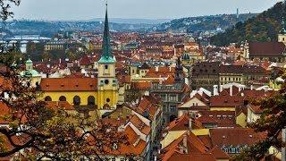 #97. Прага (Чехия) (потрясяющее видео)(Самые красивые и большие города мира. Лучшие достопримечательности крупнейших мегаполисов. Великолепные..., 2014-07-01T01:24:06.000Z)