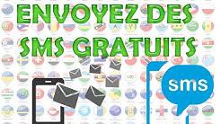 COMMENT ENVOYER DES SMS GRATUITEMENT PARTOUT DANS LE MONDE