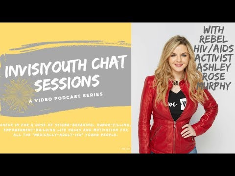 InvisiYouth Chat Sessions with Rebel Activist Ashley Murphy (Episode One)