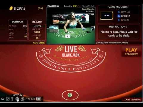 Livedealer.org   Betphoenix live blackjack