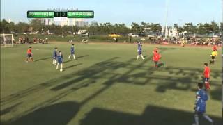 2013 아시아 유소년 축구축제 FCmen VS 前국가대표올스타 친선경기 JTBC