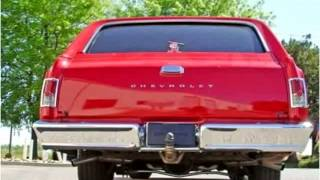 1964 Chevrolet Malibu Wagon Used Cars Rancho Cordova CA